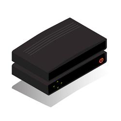 Modem box